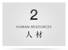 2  HUMAN RESOURCES 人材